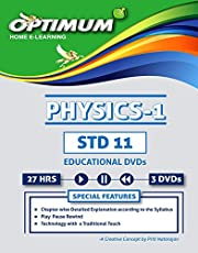 Optimum Educational Dvds HD Quality for Std 11 MH Board Physics Part 1