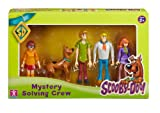Scooby-Doo Mystery Solving Crew Figures [Toy]