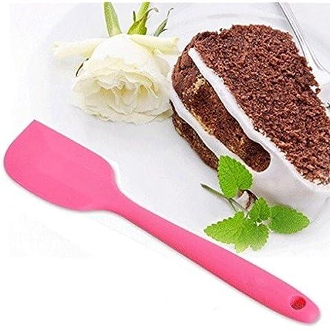 Pink Lizard Silicone crema di formaggio burro raschietto burro pastella
