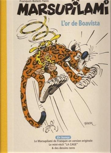 Marsupilami, Tome 7 : L'or de Boavista