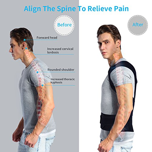 Zoom IMG-3 postura schiena doact per raddrizza