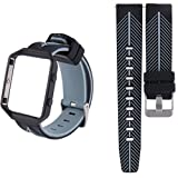 Best Moto 360 Metal Band - Prettyia Universal 22mm Silicone Rubber Wrist Strap Watch Review