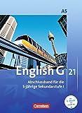 English G 21 - Ausgabe A: Abschlussband 5: 9. Schuljahr - 5-jährige Sekundarstufe I - Schülerbuch: Kartoniert