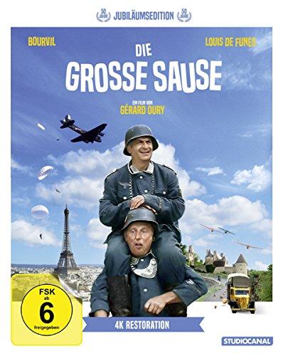Bild von Die große Sause - Jubiläumsedition - Digital Remastered [Blu-ray]