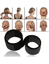 Cuhair 1pc DIY Sweet Magic French Hair Styling Tools Hair Accessories Bud Head Band Ball Twist Maker