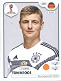 World Cup Aufkleber Russland 2018Panini 441Toni Kroos Deutschland Fußball Aufkleber