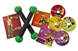 Best Zumba Dance Dvds - Zumba Fitness DVD Exercise Kit includes toning sticks Review