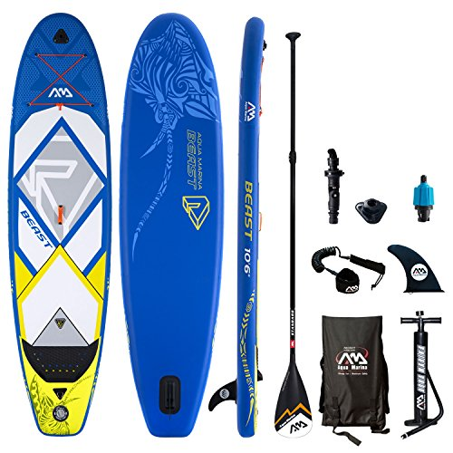 Happy Garden Stand Up Paddle Gonflable Beast et Ses...