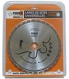 Feider F216LU Lame universelle multi-matériaux 216 x 30 mm 32 Dents