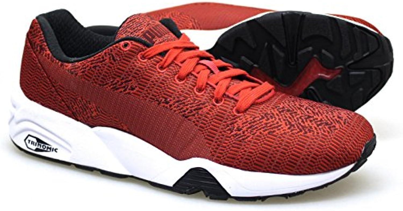 Puma R698 Woven 360868 02 Men Herren Schuhe Lifestyle Trinomic Sneaker