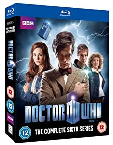 Doctor Who - The Complete Series 6 [Blu-ray] [Region Free]