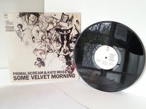 Moss Velvet (PRIMAL SCREAM & KATE MOSS some velvet morning, vinyl LP)