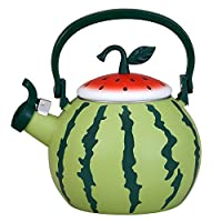 Watermelon Whistling Tea Kettle