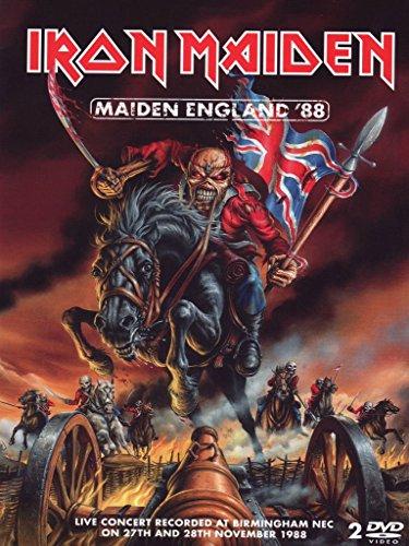 Iron Maiden - Maiden England '88 [2 DVDs]