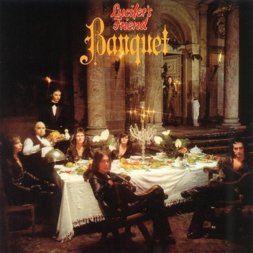Lucifer'S Friend: Banquet-Reissue/Digi- (Audio CD)