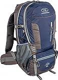 Highlander Ruc212 nb-Hiker 40 Rucksack, marineblau