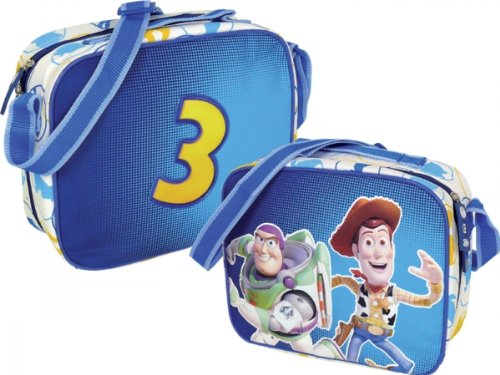rinkflasche und Brotbox 26cm Toy Story 3 (Toy Story Party-taschen)