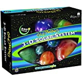 University Games A1002155 - Sistema solar en 3D luminiscente