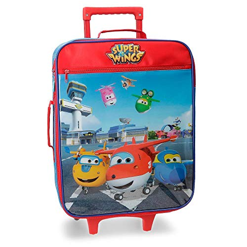 Maleta de cabina Super Wings Airport
