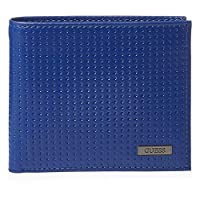 GUESS MEN'S WALLET 31GUE22059 62I Global Passcase, ONE SIZE,Blue