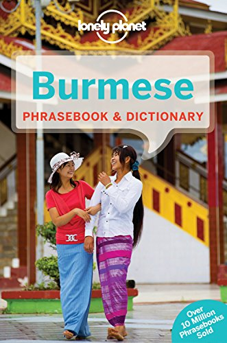 Burmese Phrasebook & Dictionary (Phrasebooks) (Myanmar Dictionary)