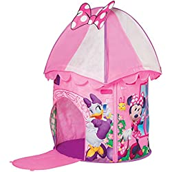 Minnie Mouse Casita de Tela desplegable Happy Helpers Worlds Apart 167MTJM