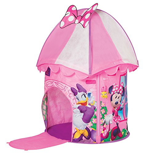 Minnie Mouse- Casita de Tela desplegable Happy Helpers (Worlds Apart 167MTJM)