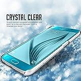Rydges Designer High Quality Crystal Hard - Case für Samsung Galaxy S7 Edge Schutz Hülle Hard Cover Tasche (kristalltransparent) (Hardcase S7 Edge Clear)