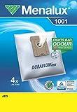 Menalux 1001 Duraflow 4 sacs d'aspirateur