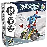 Science4you - Robotics Deltabot - Kit de Robotica con 117 Piezas, Construye tu Robot Interactivo, Juguete de Construccion, Ju