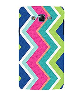 PrintVisa Designer Back Case Cover for Samsung Galaxy J7 J700F (2015) :: Samsung Galaxy J7 Duos (Old Model) :: Samsung Galaxy J7 J700M J700H (Girly Pattern Tribal Floral Fabric Culture Rajastan Andhra)