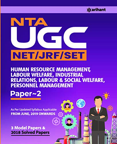 Ugc Net Human Resource Management Labour Welfare And Industrial Relations Labour And Social Welfare 2019