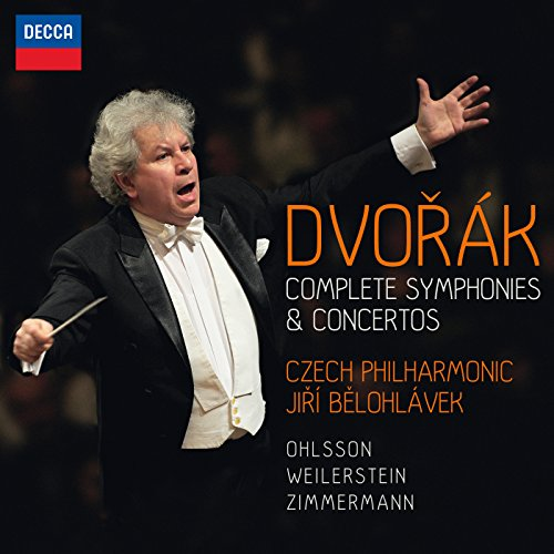 Dvorák: Symphony No.4 in D minor, Op.13 - 4. Finale (Allegro con brio)
