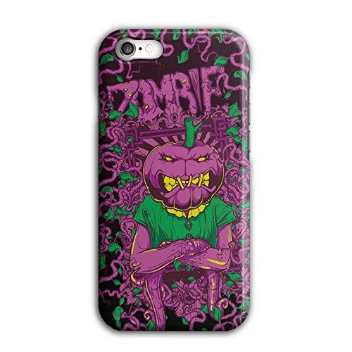 Gemüse Horror Zombie Kopf Maske iPhone 8 Hülle | Wellcoda