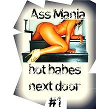 Ebony busty ass