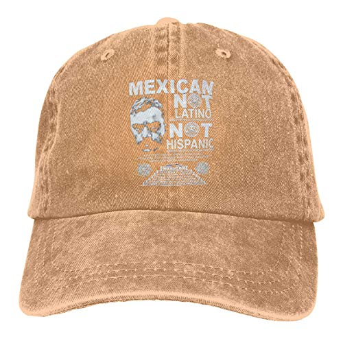 Zapata Hat - Zhgrong Caps Mexican Not Latino Emiliano
