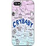 Cry Baby Song Art - Melanie Martinez Case / Color Black Plastic / Device iPhone 5/5s