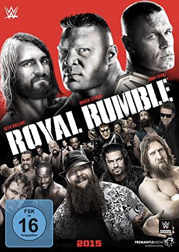 WWE - Royal Rumble 2015 (Wwe Royal Rumble Filme)