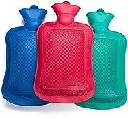 حقيبة مياه ساخنة متينة خالية من البيسفينول من المطاط الطبيعي من توركس، مقاومة للضغط الساخن والعلاج الحراري، أل