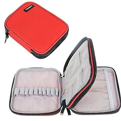 Damero Hohe Qualität Ergonomisches Tasche eine praktisch Häkelnadel Set Bag