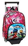 Safta Kinderrucksack, Pink - Schwarz, 072094