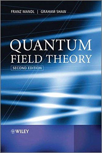 Quantum Field Theory 2e por Mandl