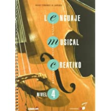 Lenguaje musical creativo - nivel 4 (Musica Creativa)