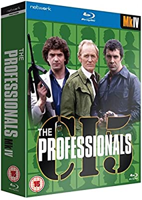 The Professionals Mk IV Blu-ray