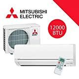 Mitsubishi 12000 BTU Para Inverter MSZ-HJ35VA + MUZ-HJ35VA
