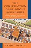 The Construction of Religious Boundaries (Paper)