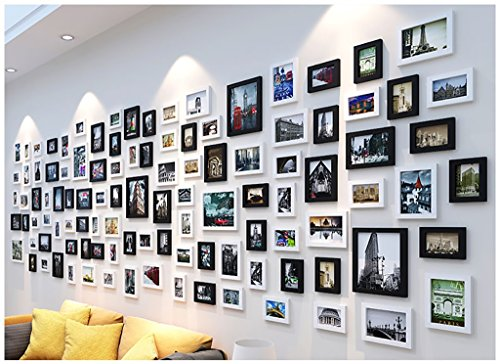 Seso uk set di cornici multifunzione cornice per foto for Set cornici da parete