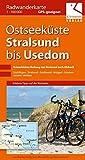 Radwanderkarte Ostseeküste Stralsund bis Usedom: 1:100000, GPS geeignet, Erlebnis-Tipps auf der Rückseite
