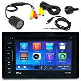 Best Pyle Mp3 Player For Cars - Pyle PLDN63BT 6.5 Touch Screen Display Car CD Review
