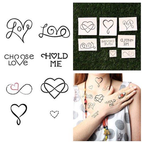 tattify-tatouages-temporaires-amour-crise-cardiaque-set-de-14